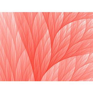 Karo-art Fotobehang - Abstracte roze