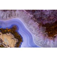 Karo-art Fotobehang - Geode