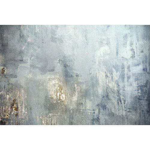 Karo-art Fotobehang - Grunge muur geschilderd