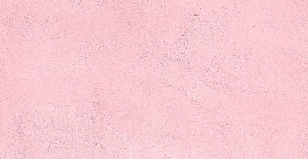 Karo-art Fotobehang - Roze gipsmuur