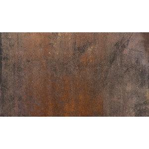 Karo-art Fotobehang - Roestige achtergrond