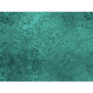 Karo-art Fotobehang - Turquoise textuur