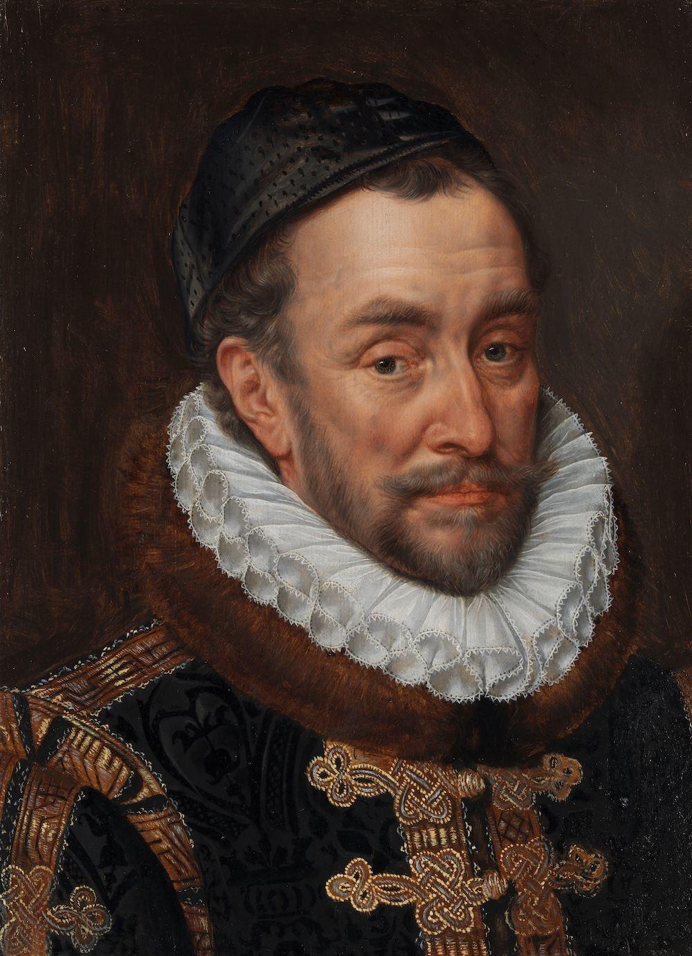 Image of Adriaen Thomasz - Portret van Willem I, prins van Oranje, Rijksmuseum, 70x100cm 8720195913313