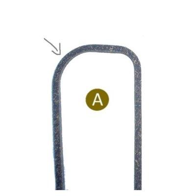 Seal ventiel klepje