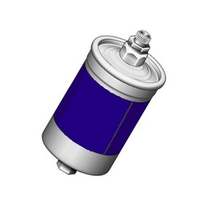 Hengst Fuel filter R107, W116