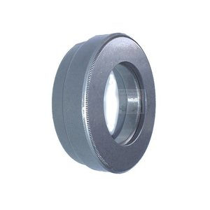 Release bearing with half inner ring