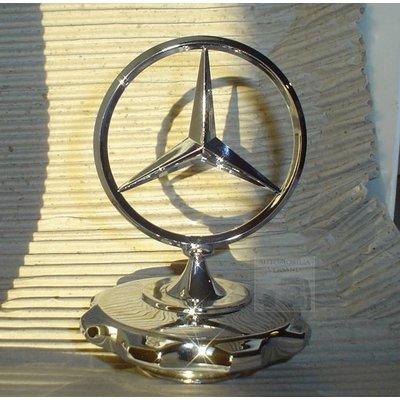 Stern mit Kühlerverschraubung 300 , W186