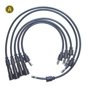 Ignition Wires onderdrukt
