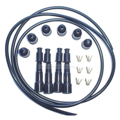 Zündkabelsatz 4-Zylinder universal