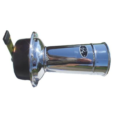 Trichterhorn 160mm verchromt