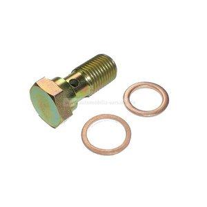 FTE Vis creuse reliant le cylindre de frein de roue