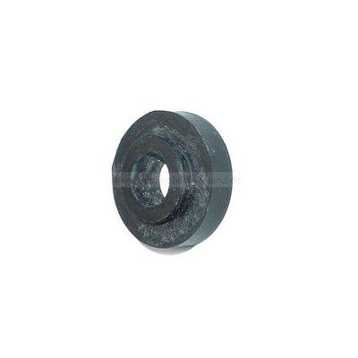 Dynamo met rubberen metaallagers