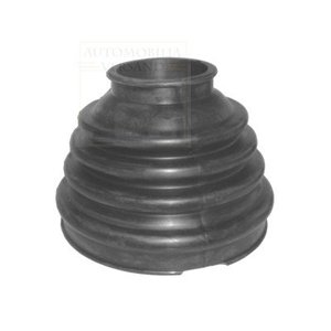 Rear axle boot 52mm