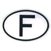 Länderkennzeichen - Frankreich