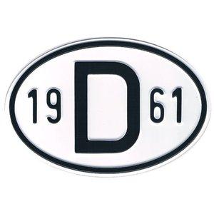 Country code Alu 1961