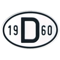 Landcode Alu 1960