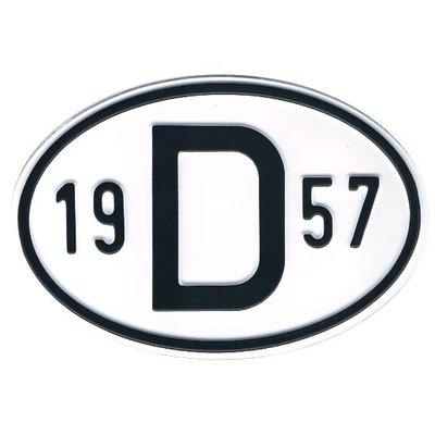 Country code Alu 1957