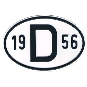 Landcode Alu 1956