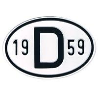 Country code Alu 1959