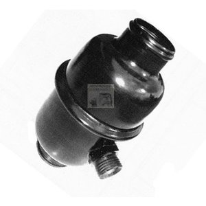 Cooling water control (thermostat) W187
