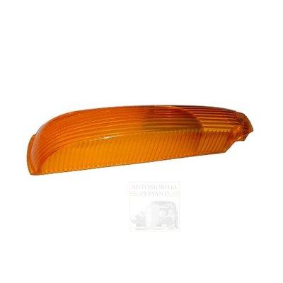 Blinkerglas orange links