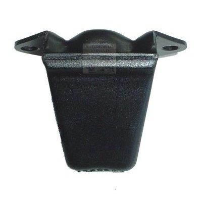 Rubber buffer achteras