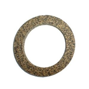 Cork gasket oil / gas cap