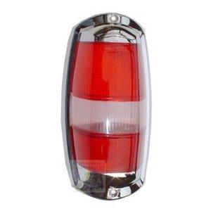 Rückleuchtendeckel rot