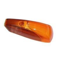 Indicator glass orange 300d left