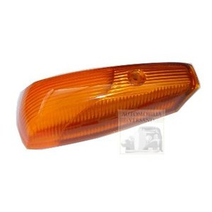 Indicator glass orange 300d right
