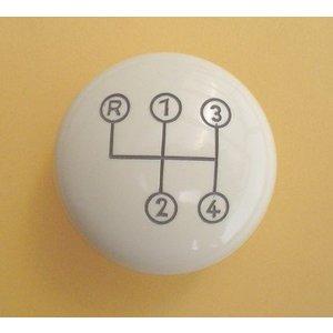 Shift knob stick shift