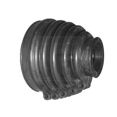 5-hole rear axle boot