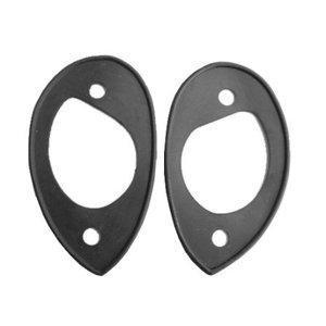 Rubber pads headlights Support 170S