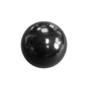Schaltknopf Automatik schwarz