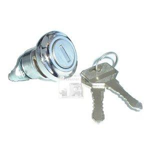 Lock rear lid