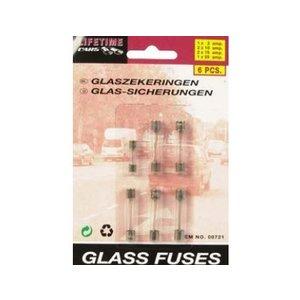 Automotive glass fuses