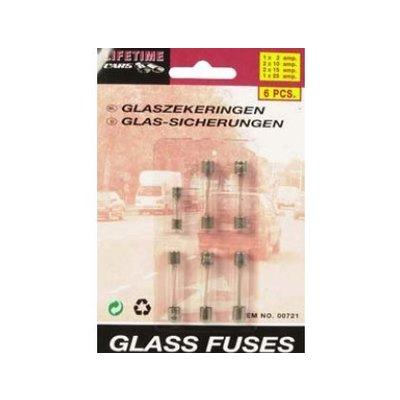 Fusibles de verre automobile