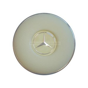 Mercedes Hub padding ivory colored