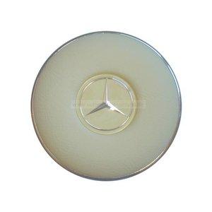 Mercedes Nabenpolster elfenbeinfarbig
