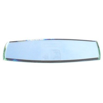 Replacement glass inside mirror