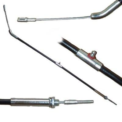 907mm de câble de frein pour le frein arrière gauche