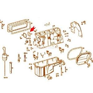 Seal Cover crankcase
