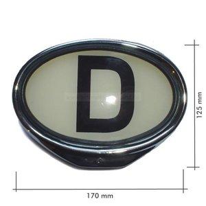 D-sign illuminated