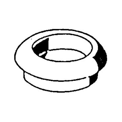 Rubber mounting  spring