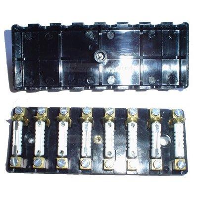 Hella Boîte à fusibles avec vis 2, 4, 6, 8 broches