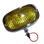Phares antibrouillard pour 190SL, jaune