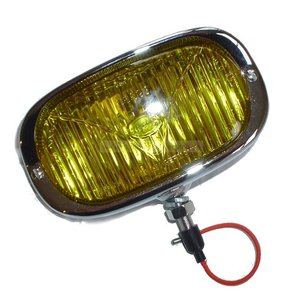 Fog light 190SL, yellow