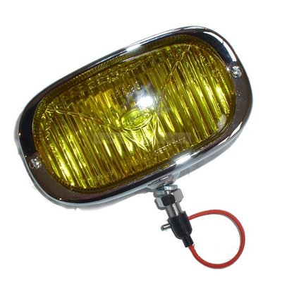 Fog lights for 190SL, yellow