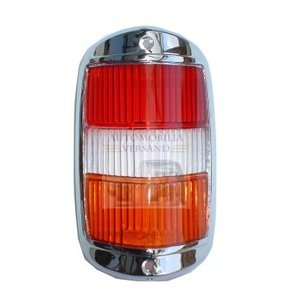 Rear light cap