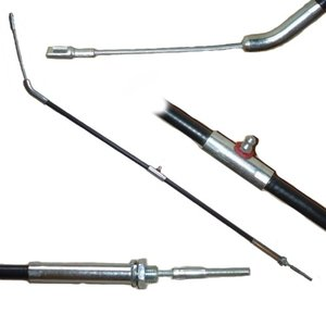 Brake cable for rear brake right